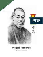 As Posicoes Tradicionais de Mikao Usui