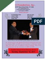 Aarti Brochure 2011
