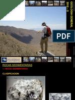 Rocas Sedimentarias y Su Clasificasion