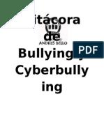 Bitácora de Bullying y Cyberbullying
