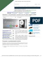 Windows_ Como Formatar e Montar Um Novo Disco Rígido Ou SSD