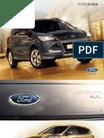 Catalogo Nuevo Ford Kuga