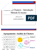 Analise de Clusters