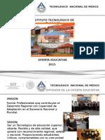 Presentacion Oferta Educativa