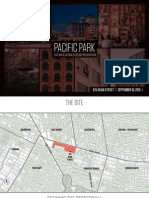 B12, Pacific Park Schematic Design Guidelines Presentation, Sept. 16, 2015
