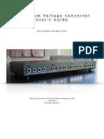 Cvc User Guide