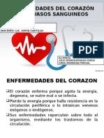 Enfermedades de Corazon y Los Vasos Sanguineos