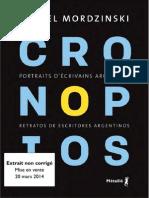 Cro No Pio s Booklet