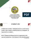 Army Staff In Brief