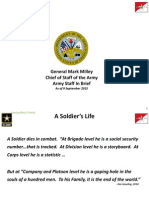 Army Staff In Brief