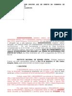 Aposentadoria Contribuinte Invalidez - Homem - Aux Acidente - Com Req. Adm Modelo