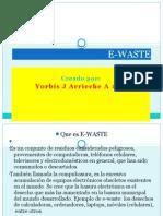E-WASTE Blog Spot