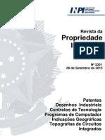 Patent Es 2331