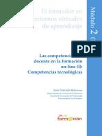 Modulo_2_1_Las Funciones Del Formador en La Formación on-line_Competencias_Tecnologicas