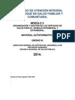 Diplomado de Atención Integral Modulo III Unidad 3
