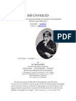 Isis Unveiled (english version)
