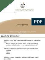 Course on Derivatives 18-19 Sept 2011.pptx