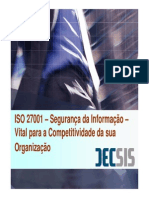 DECSIS-ISO27001