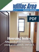 September/October 2015 Cadillac Area Business Magazine