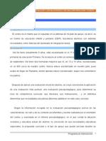 PROGRAMA DE INTERVENCIÓN CON ALUMNADO DE INCORPORACIÓN TARDÍA