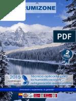 Catalogo Tarifa Brumizone 2015 Ed.1