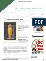 Oraculo Lenormand_ El Ataud - La Magia Del Tarot
