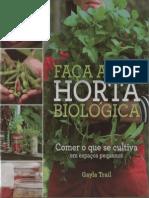 Faça a Sua Horta Biologica