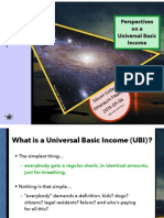 Perspectives on a Universal Basic Income