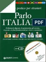 Demetra Giunti - Parlo Italiano - Manuale Pratico Per Stranieri