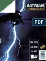 Gibi - Batman (o Cavaleiro Das Trevas)