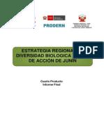 ESTRATEGIA REGIONAL DE DIVERSIDAD BIOLOGICA Y PLAN DE ACCION DE JUNIN.pdf