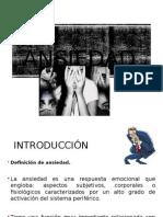 Exposicion de Ansiedad Neuropsicologia