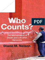 Who Counts? by Diane M. Nelson
