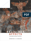 Religious Affects by Donovan O. Schaefer