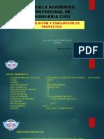 Curso de Formulación y Evaluación de PIP Módulo I