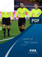 Football Laws