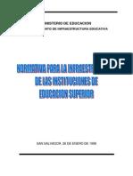 Normativa para la Infraestructura de Educación Superior.pdf