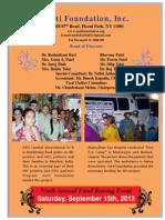 Aarti Brochure 2012