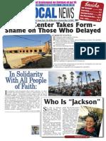 The Local News, September 15, 2015