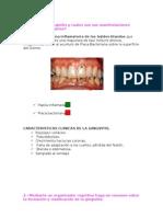 1.- ¿Que Es La Gingivitis y Cuales