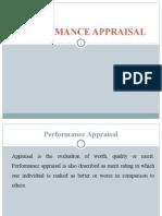 Perf Appraissal