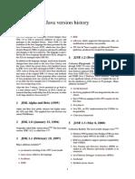 Java Version History - Copy