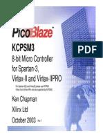 Picoblaze Manual