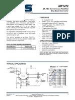 MP1472 - MonolithicPower