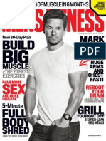 Men's Fitness - October 2015 AU