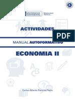 Economia II Actividades