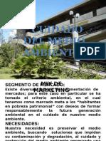Marketing - Preservacion Del Medio Ambiente