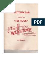 A. Romero - Evidencias Contra Los Testigos