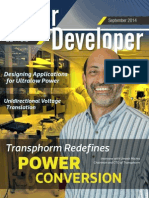 Power Developer September 2014