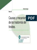 Tiroides Endocrinologia 2 2011
